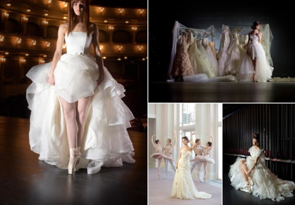 ballerina wedding BONT