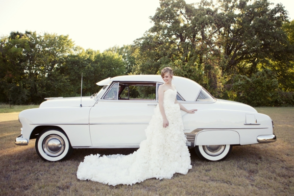dallas wedding car